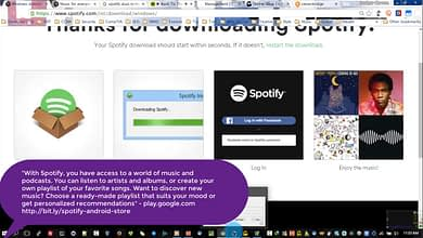 Photo of Spotify and lisztomania – Music on the go Licensed Song Tracks – Radio Windows Ubuntu Android iOS