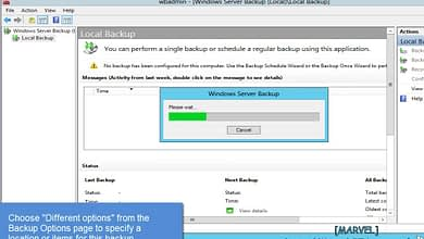 Photo of 7.1 Backup Active Directory Windows Server 2008 R2 domain DC