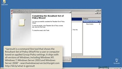 Photo of 3.2.2 Verify the application of Group Policy – Part 2 GPO Status Query Windows Server 2012