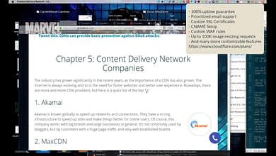Photo of CloudFlare – DNS CDN Firewall Exploits Protections – Core infrastructure of modern 3.0 website