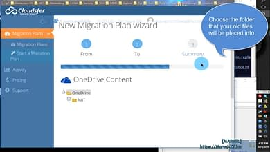 Photo of Cloudsfer – Migrate your cloud storage drive easily – Best Cloud Transfer Services 2019