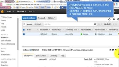 Photo of Amazon AWS Free Tier and the Cloud Computing story via Addon Windows 7 8.1 10 Instances deployment