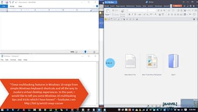 Photo of Multitask like a pro with AquaSnap tiling window manager for Windows – Windows 10
