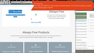 EC2 Free Tier Bitnami Applications in AWS Marketplace – WordPress Apache MySQL PHP-FPM Google GCP