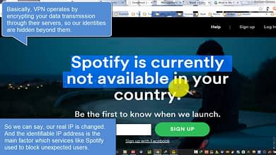 Your Internet guardian CyberGhost and the Spotify availability story – Best VPNs bypass ISPs 2019