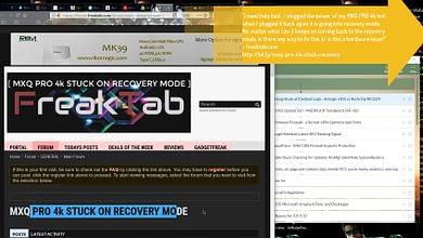 PART 1 AIO Guides – Android TV box Brick-Hang-Stuck at the Boot Logo – Amlogic 905 vs Rockchip 3229